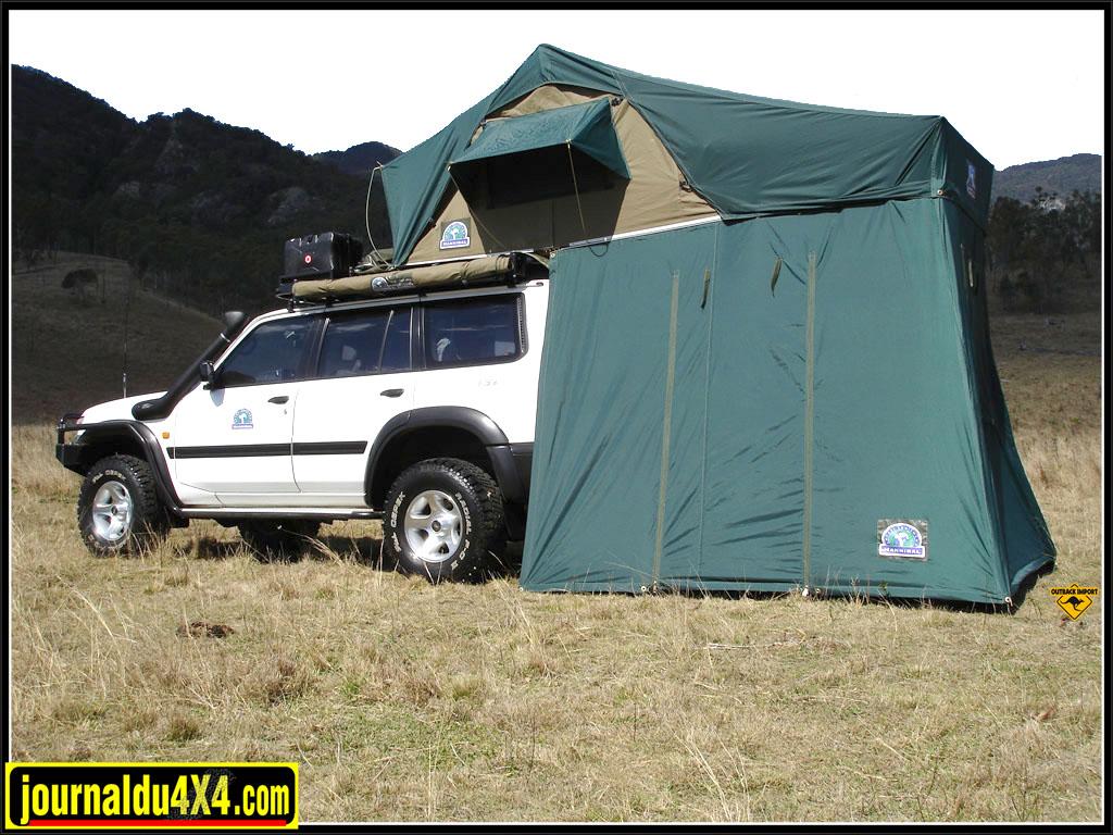 Tente Jumbo Tourer HANNIBAL 1,20m / 1,4m / 1,6m / 2m