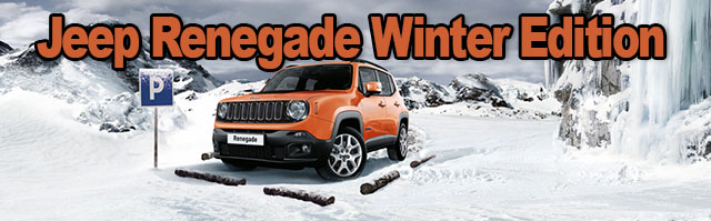 Jeep Renegade Winter Edition