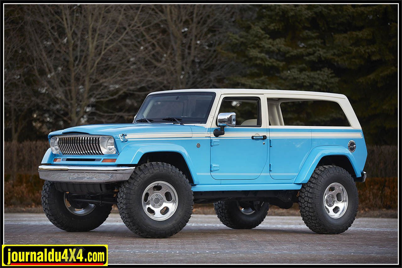 Jeep Cherokee Chief Concept
