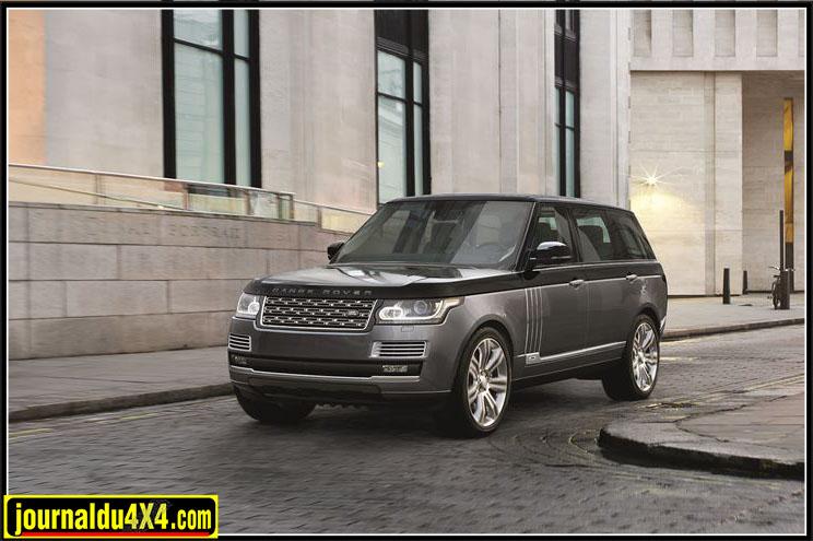 Range Rover SVA utobiography