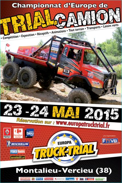 Europa Truck Trial 23 – 24 mai