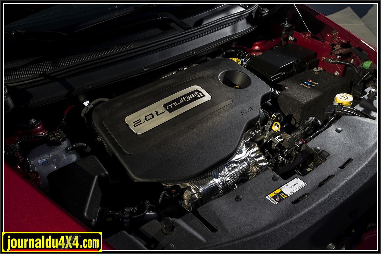 moteur turbo diesel 2.0l multijet II