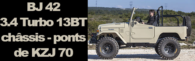 BJ 42 3.4 Turbo DreamTeamCar