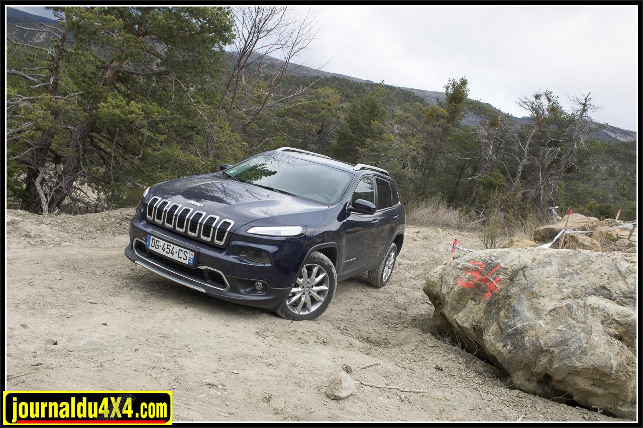 jeep cherokee 4x4 limited 2 0l 140 ch