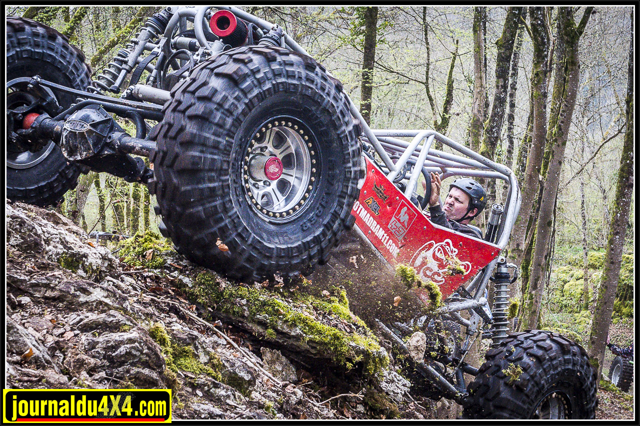 crawlers & bouncers Freeride dans le Doubs