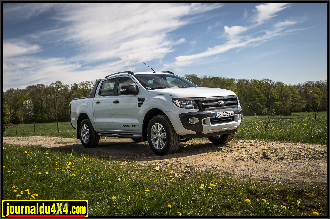 essai ford ranger wildtrack la bonne surprise. Black Bedroom Furniture Sets. Home Design Ideas