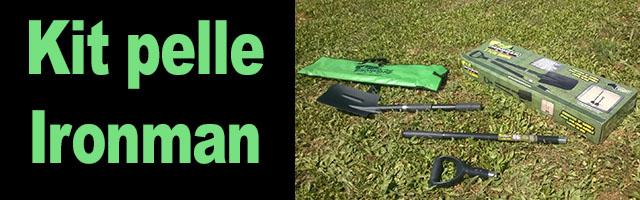 Kit pelle Ironman