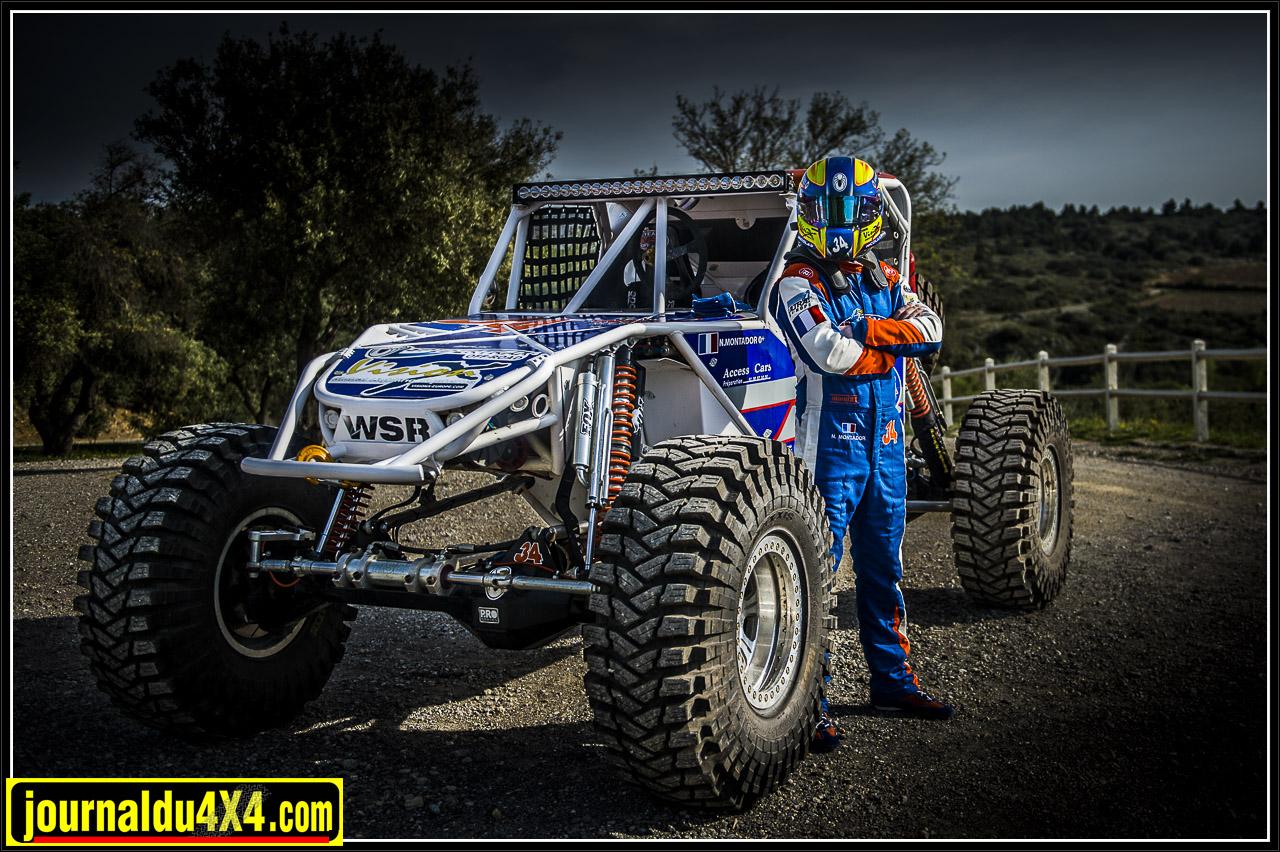 Ultra4 Team WSR Nicolas Montador