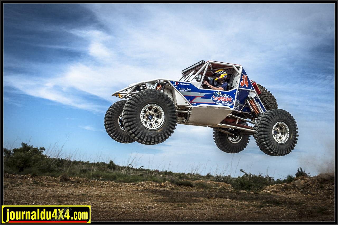 Ultra 4 Team WSR Nicolas Montador