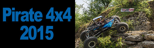 Pirate4x4 2015 le rasso hot !