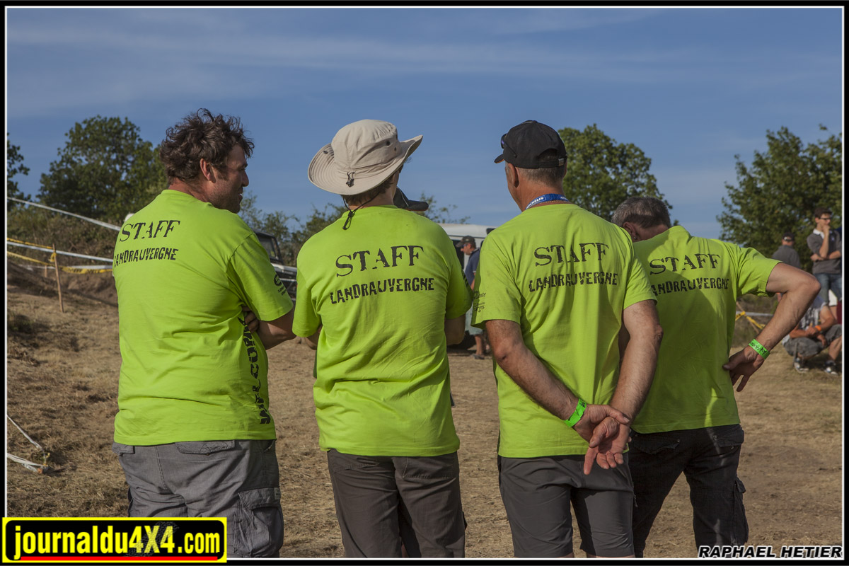 les bénévoles sont indispensables pour organiser et encadrer un tel évènement