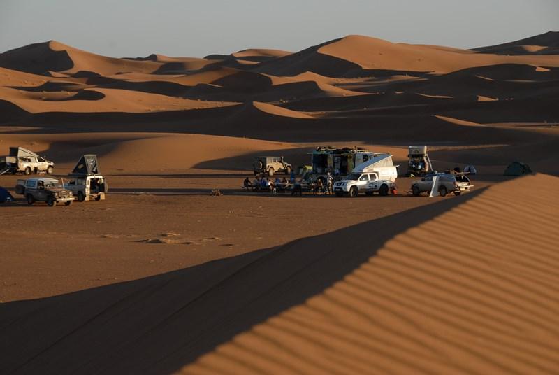 Raid au Maroc – Spécial dunes – Du 18 octobre au 31 octobre 2015