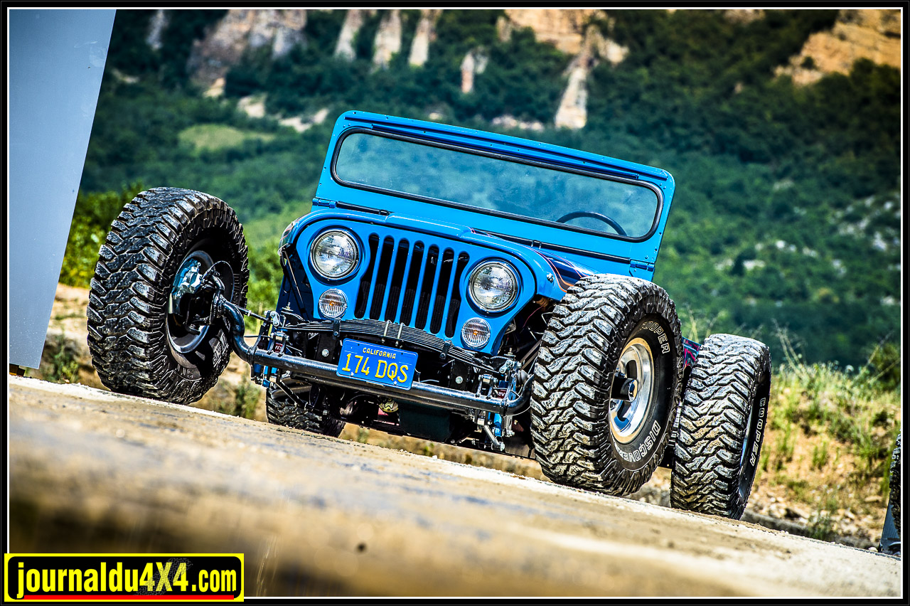 Camp Jeep 2015 Montalieu Vercieu