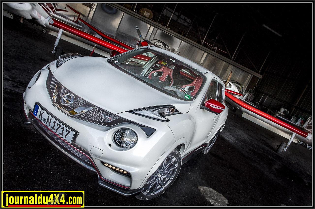 Nissan juke Nismo RS DIG T 1,6 Turbo 214 ch