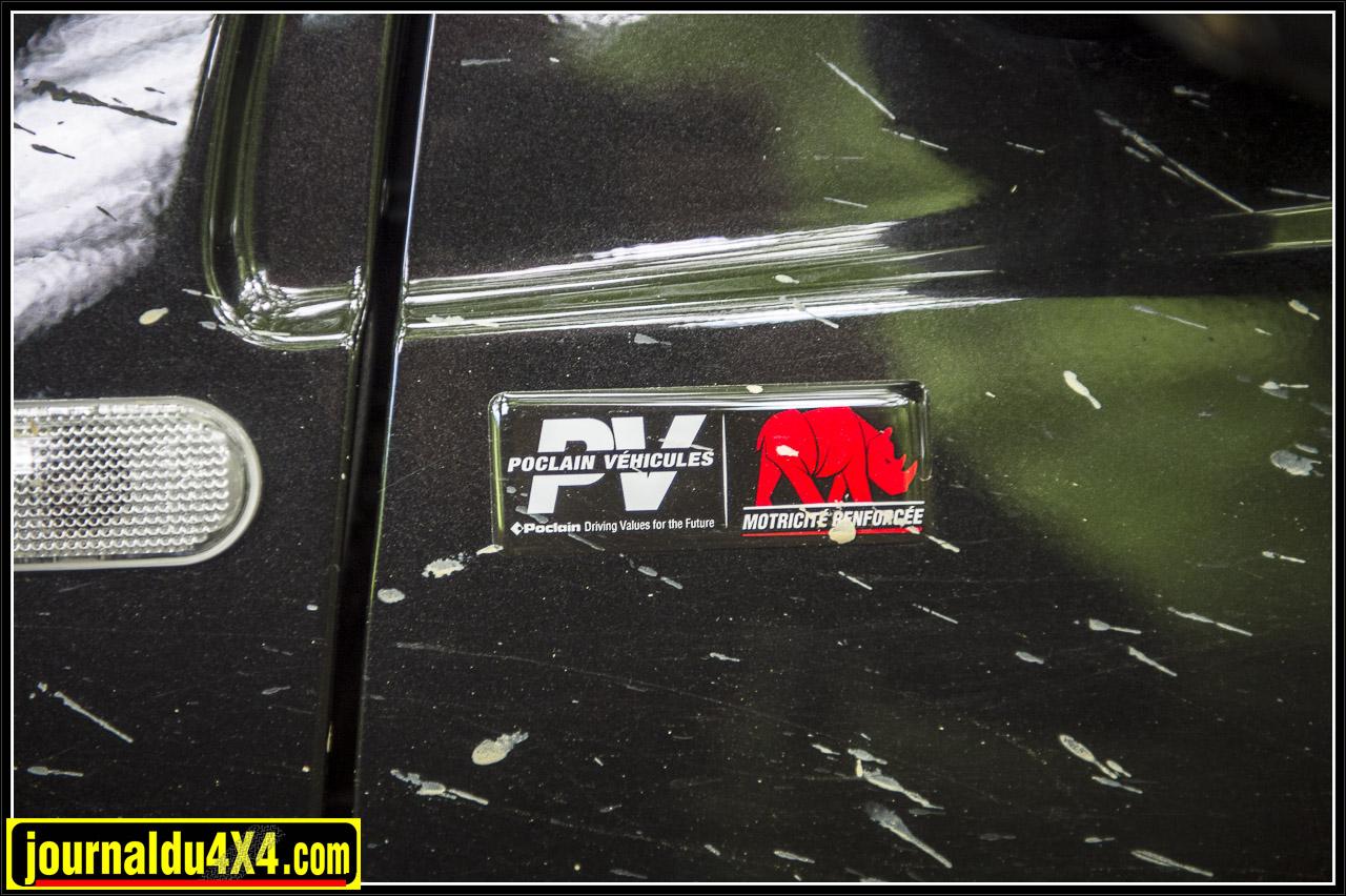 Duster Poclain/FAM 1.5 dCi 110 4x4