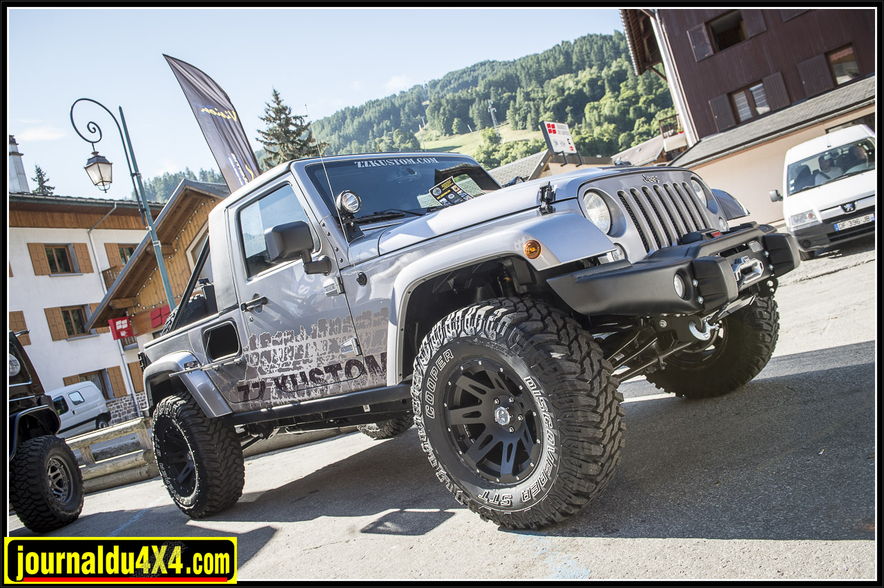 Jeep pick Up - Kit de conversion Pick-up