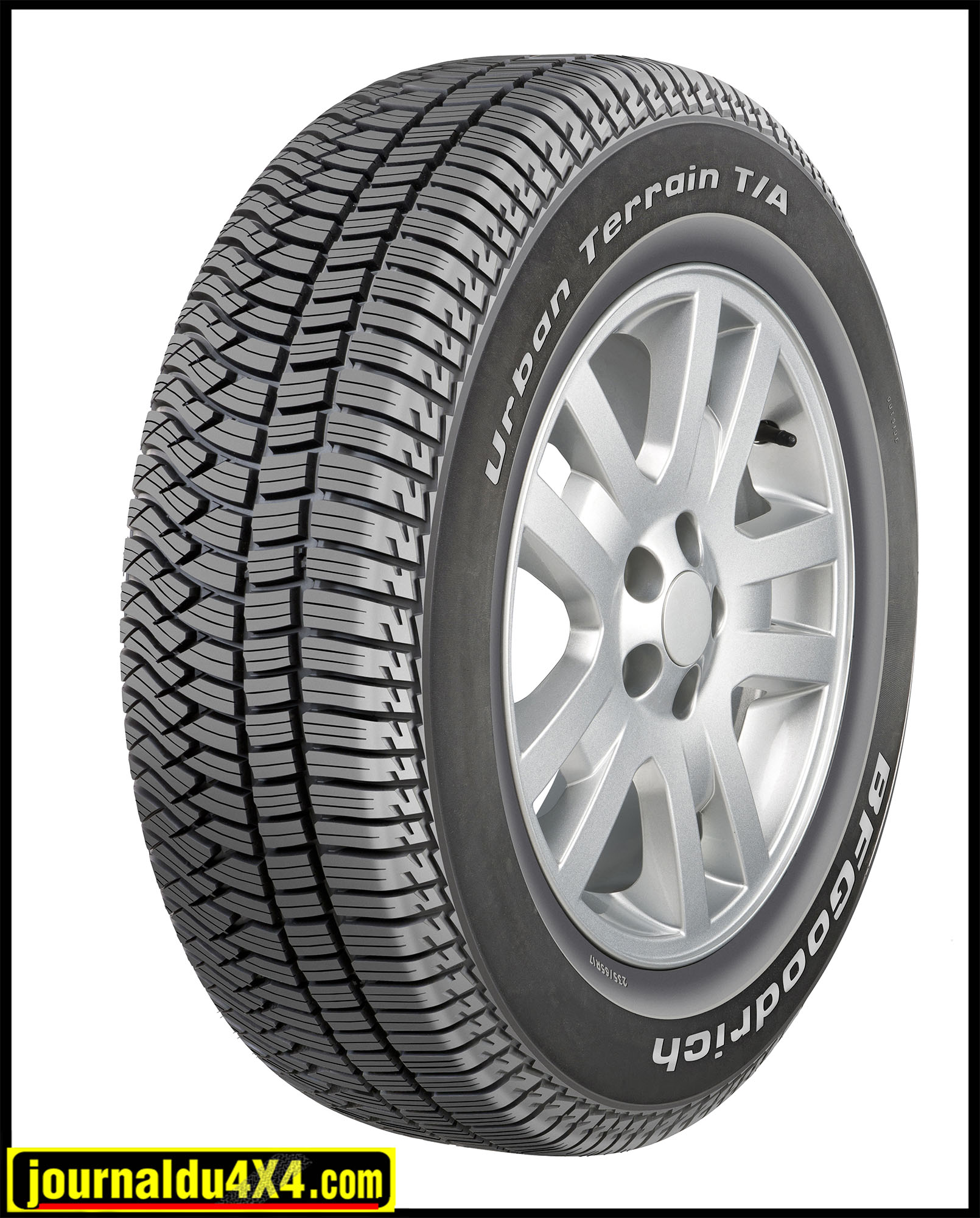 pneu BFGoodrich Urban Terrain T/A SUV Cross Over