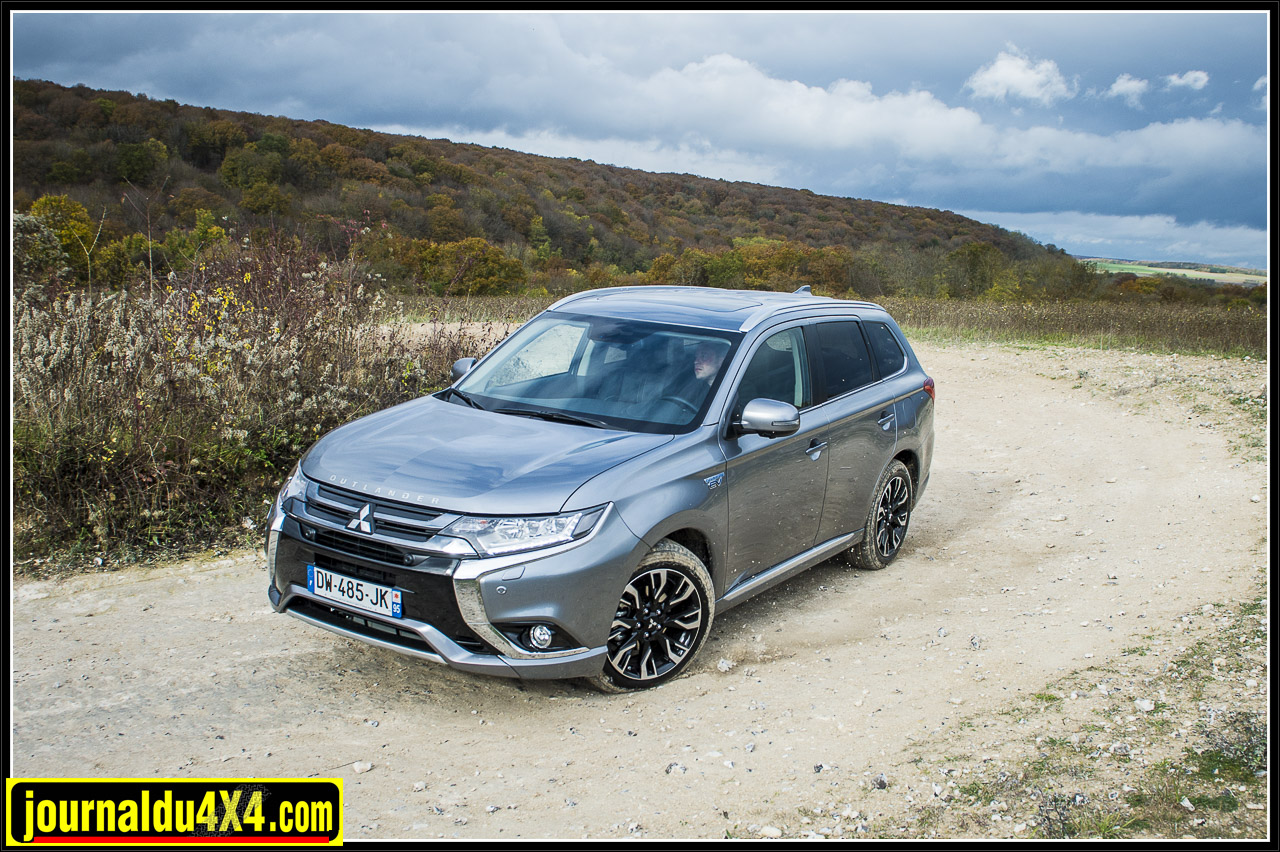essai mitsubishi outlander phev 2016 nouvelle version. Black Bedroom Furniture Sets. Home Design Ideas