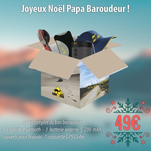 Aquitaine 4×4 est devenu revendeur Globe 4×4  et propose des coffrets pour Noël