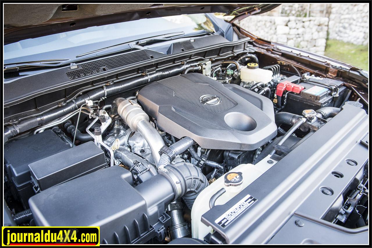 le moteur 2.3 dCi est décliné en deux versions : 160 ch et 190 ch avec double turbo