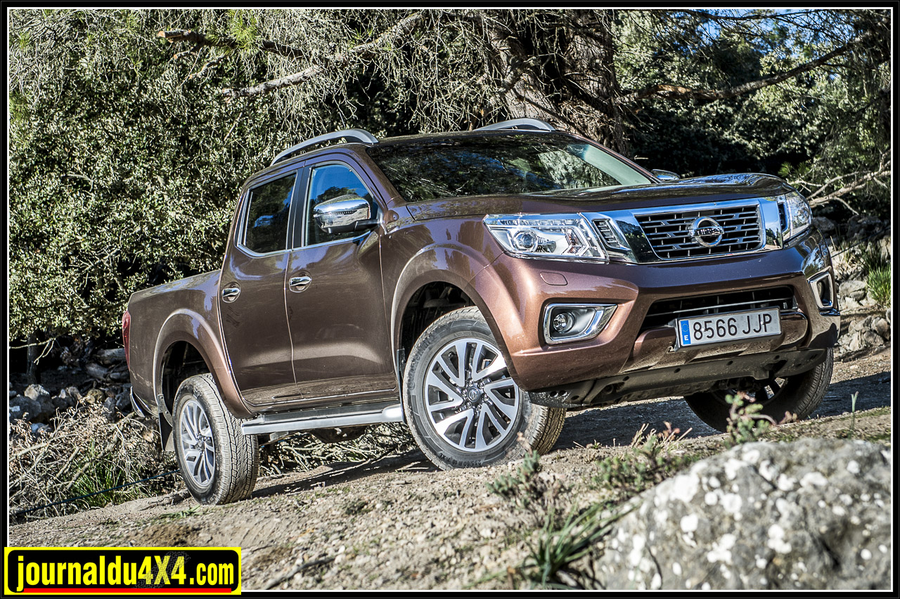 essai nissan navara np300 2 3 l dci pick up de l 39 ann e 2016 magazine 4x4 suv. Black Bedroom Furniture Sets. Home Design Ideas