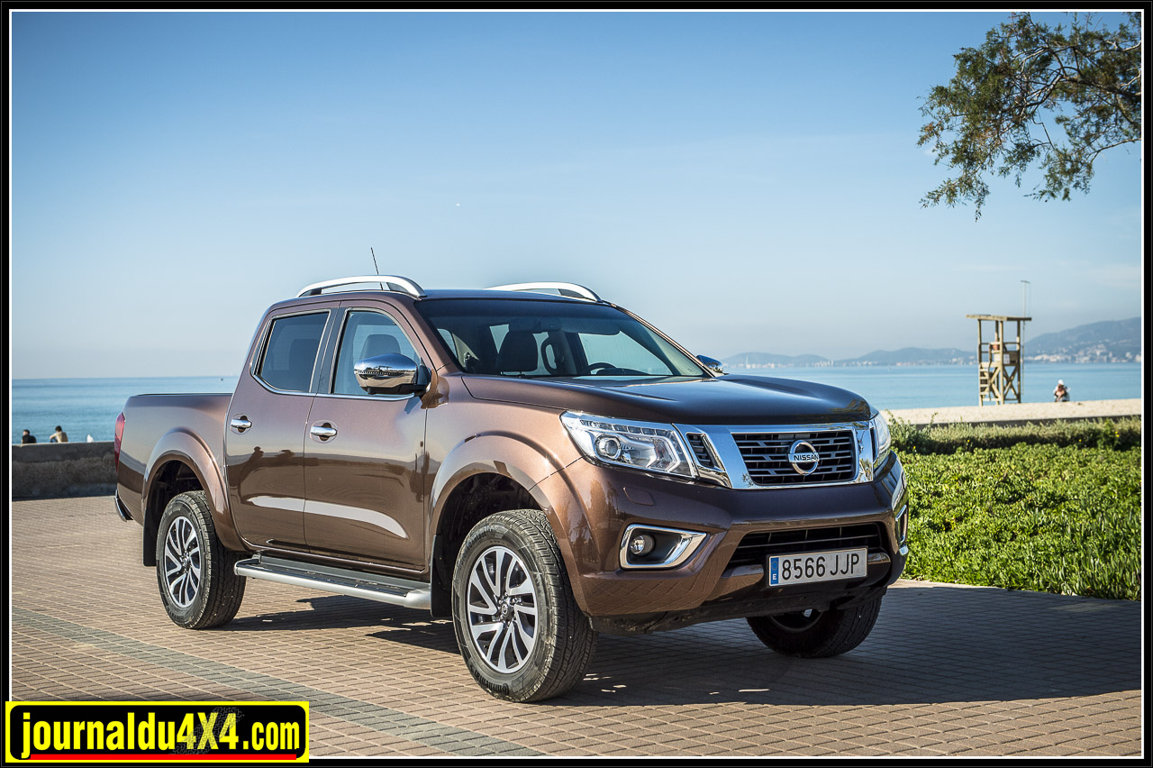 essai nissan navara np300 2 3 l dci pick up de l 39 ann e 2016. Black Bedroom Furniture Sets. Home Design Ideas