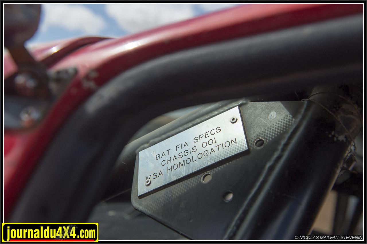 Châssis FIA