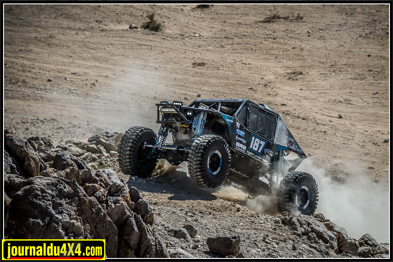 Rob Butler de Off Road Armory angleterre
