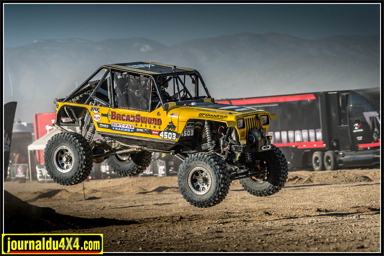 King of the Hammers 2016 Xe édition