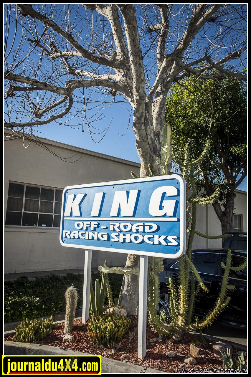 King Off Road Racing Shocks