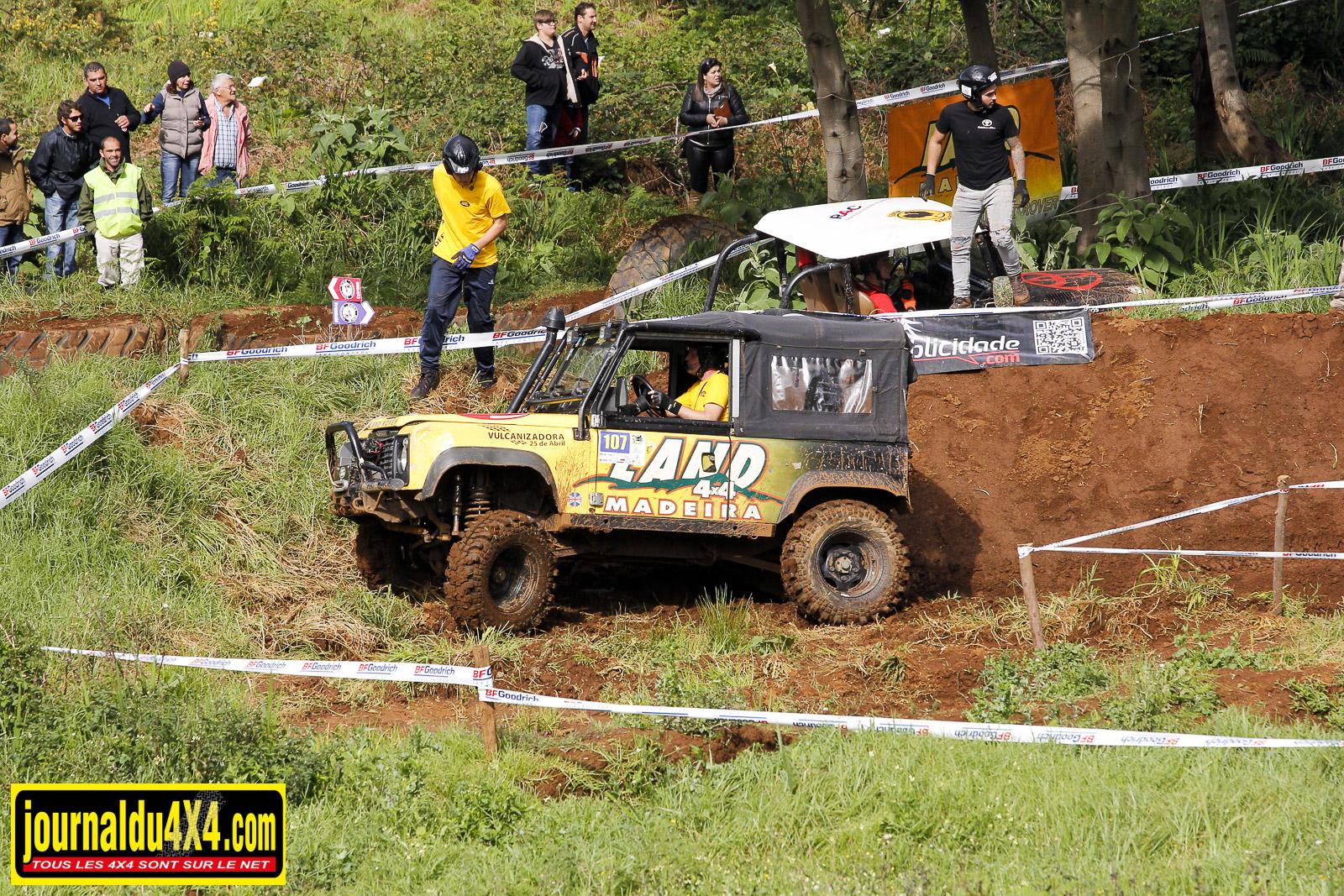 Land 4x4 Madeira - 2nd place 'Promoção' Class