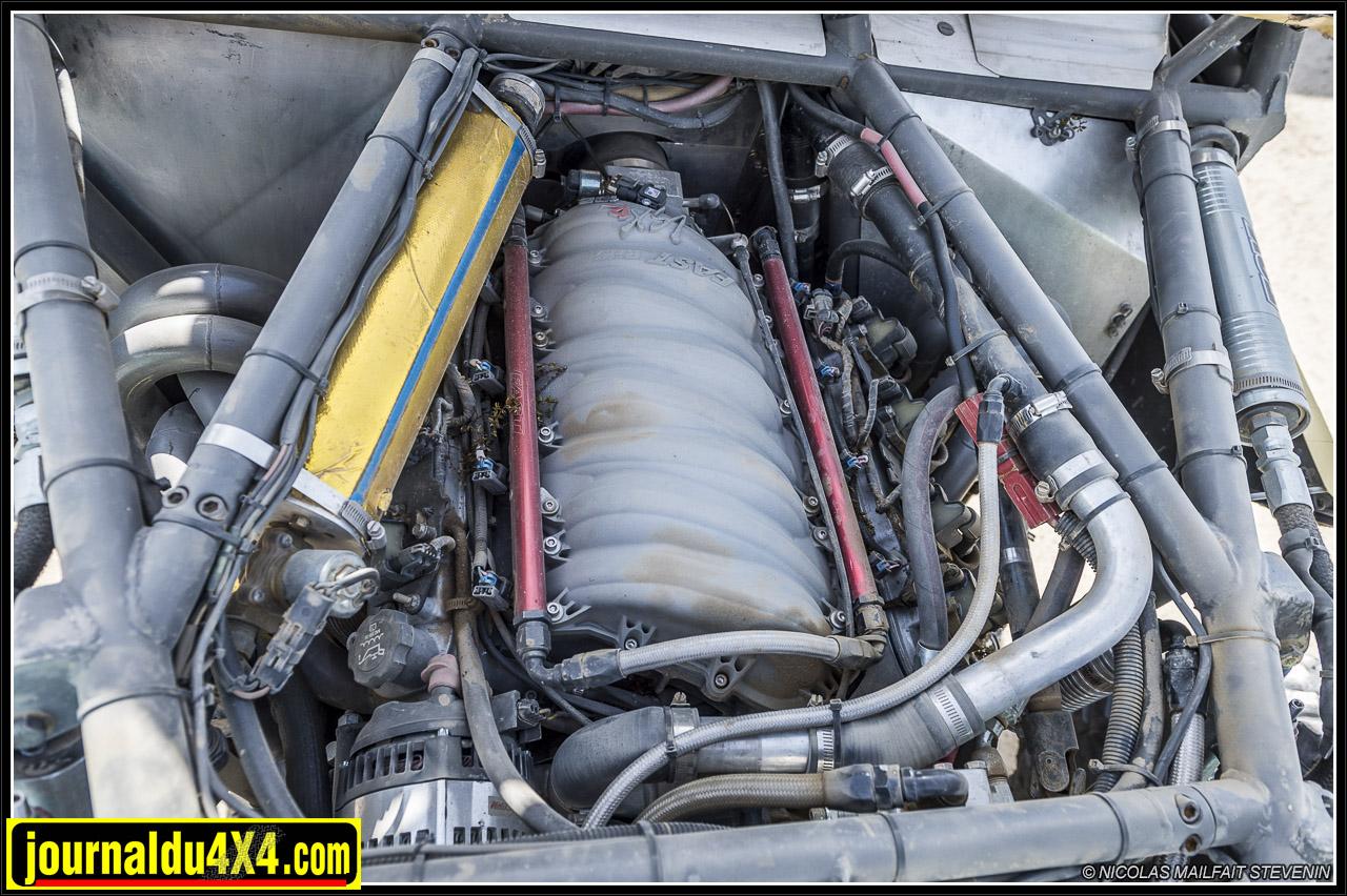 Le V8 GM LS7