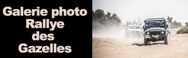 Photos du Rallye des Gazelles