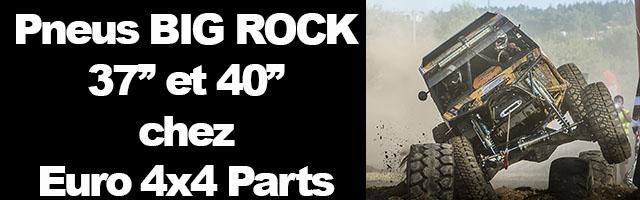 Pneus Big Rock