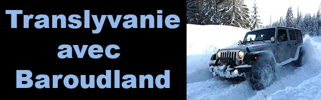Transylvanie 2016, on y était avec Baroudland