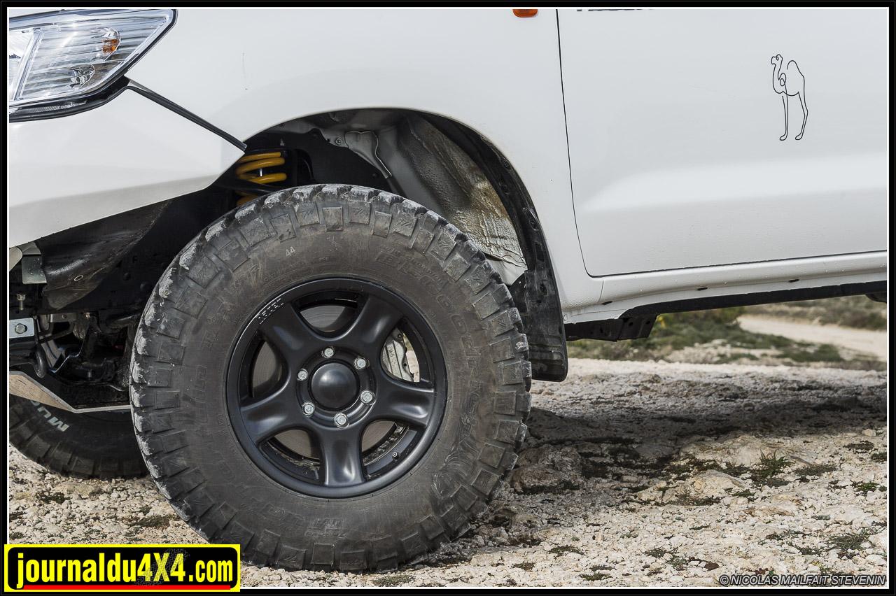 pneus BF Goodrich Mud en 265/75R16