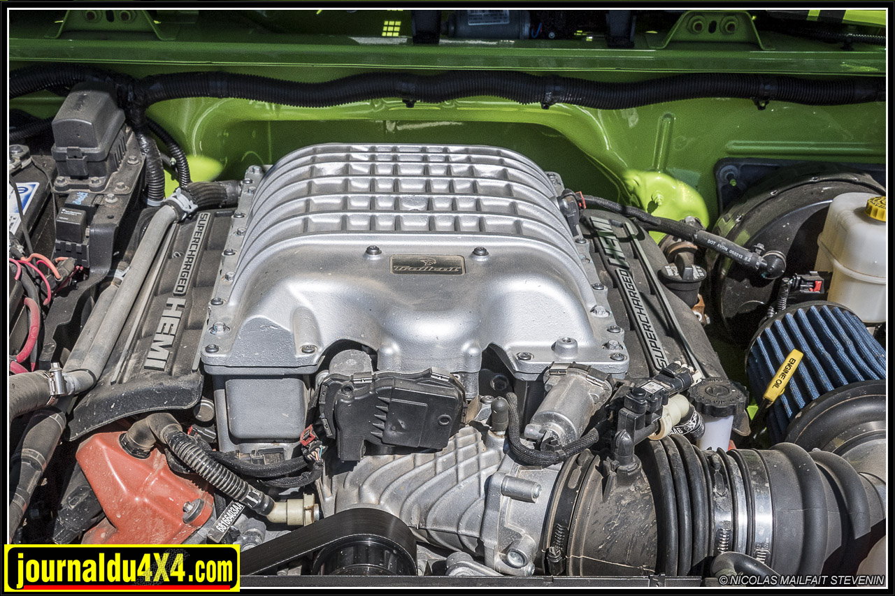 V8 6.2l HellCat