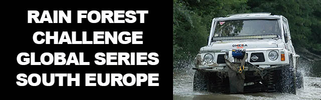 RAIN FOREST CHALLENGE GLOBAL SERIES SOUTH EUROPE