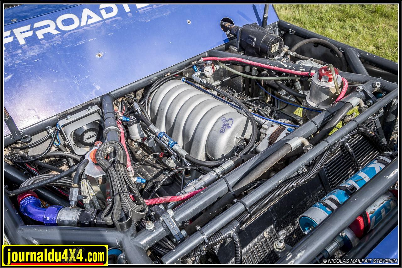 V8 6,1l Hemi SRT-8