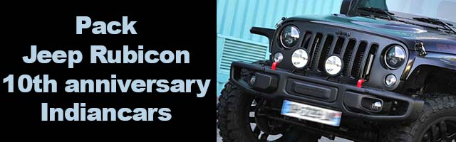 Pack Rubicon 10th anniversary