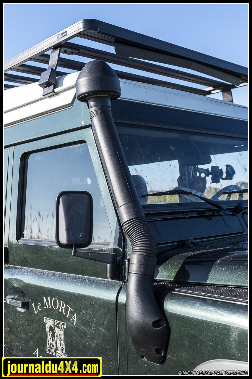 un équipement simple mais qui suffit pour partir se balader, un snorkel