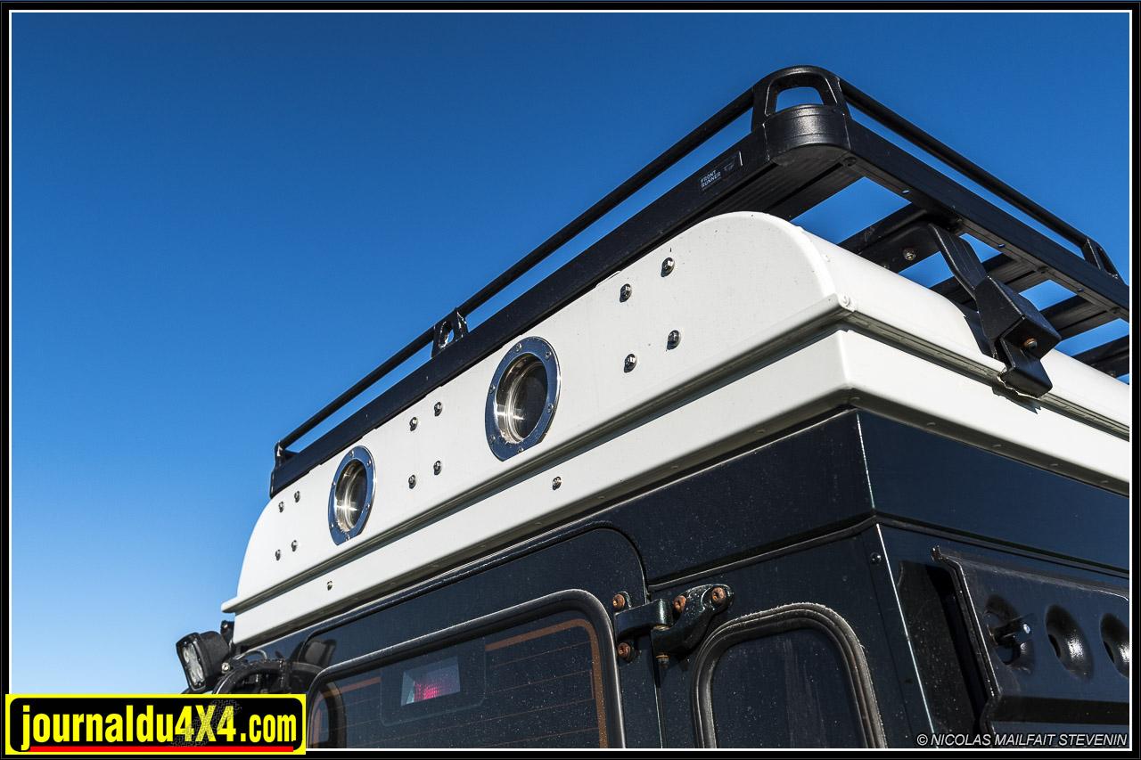 toit relevable installé par RR Concept