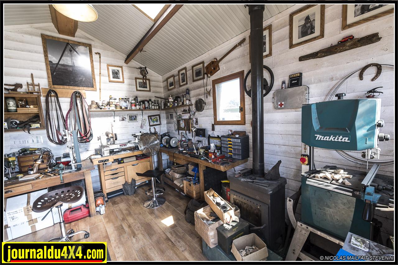 l'atelier de JHP