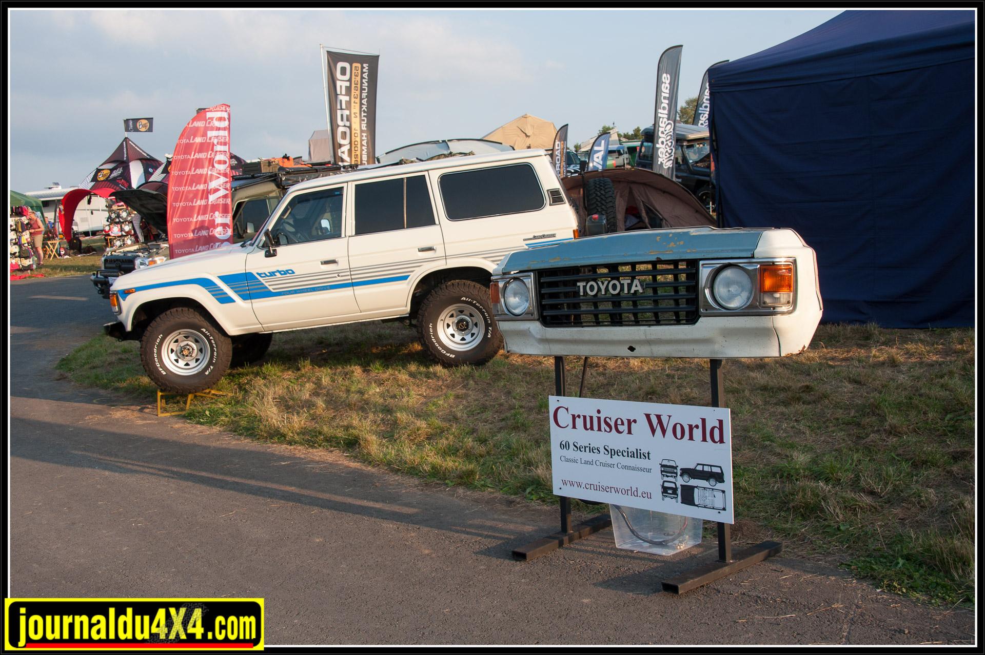 Cruiser Word est un spécialiste des séries 6 basé aux Pays-Bas. Comme certaines pièces de ces véhicules sont devenues introuvables, ils les font fabriquer.