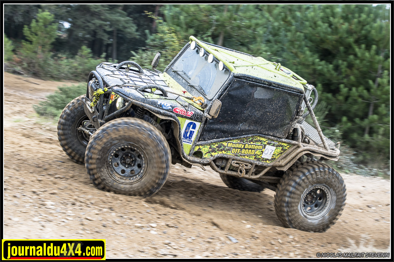 King Of Britain Ultra4 2016