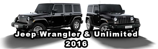 nouvelle jeep wrangler 2016. Black Bedroom Furniture Sets. Home Design Ideas
