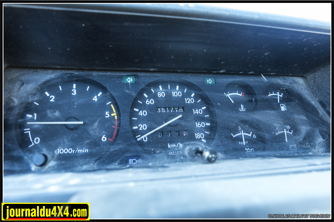 351 000 km, la fin du rodage