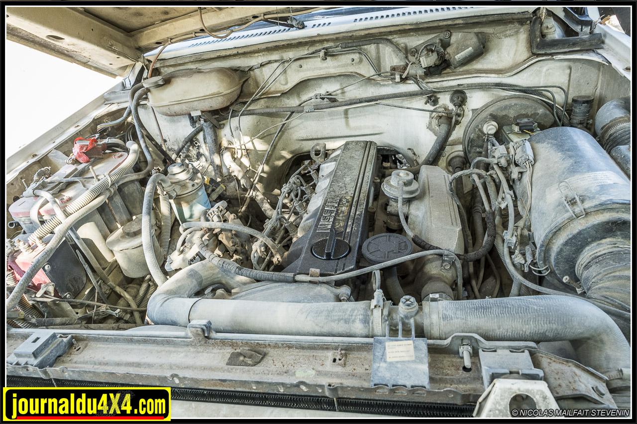 moteur RD28T, 115 ch