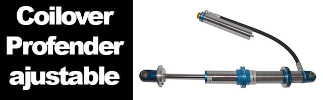 Coilover Profender ajustable chez Euro4x4parts