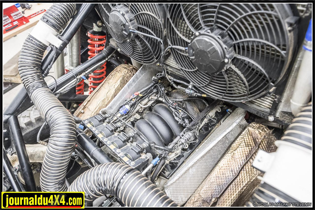 Le moteur LS3 de 6.2l